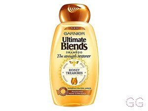 Garnier Ultimate Blends Strength Restorer Shampoo