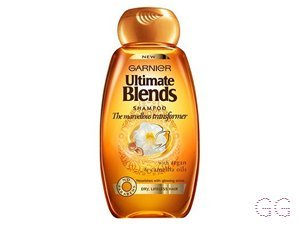 Garnier Ultimate Blends Marvellous Transformer Shampoo