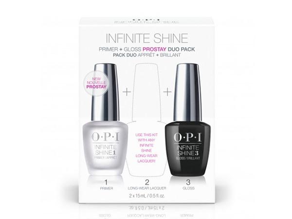 O.P.I Infinite Shine Base Coat and Top Coat