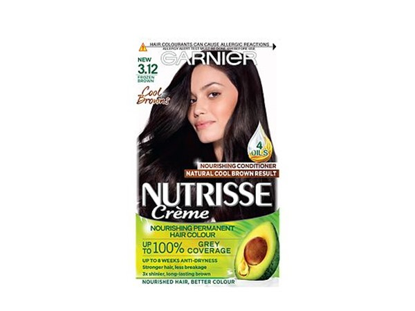 Garnier Nutrisse Ultra Color Nourishing Permanent Hair Colour