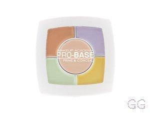 MUA Pro Base Prime & Conceal Palette