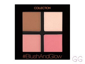 Collection  Blush And Glow Blush Palette