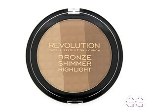 Bronze, Shimmer & Highlight