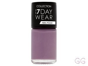 Collection  Up To 7 Day Wear Nail Polish