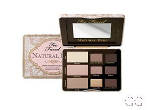 Natural eye shadow collection