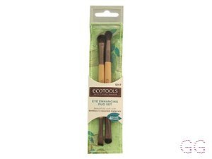 Eco Tools Eye Enhancing Duo Brush Set