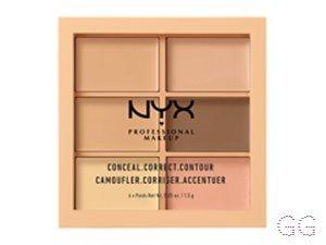 3C Palette Conceal, Correct, Contour